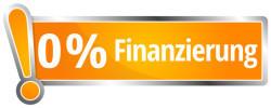 Null Prozent Finanzierung