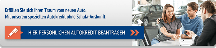 Autokredit Kreditanfrage